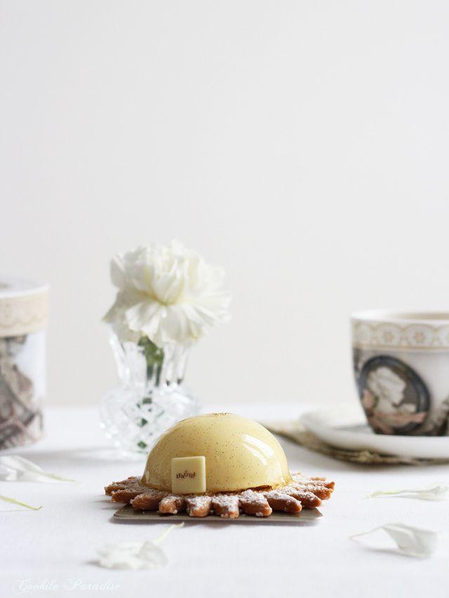 L'authentique soleil citron, la pâtisserie fine & chic de chez Lenôtre Paris pour le Tea Time – Acte I