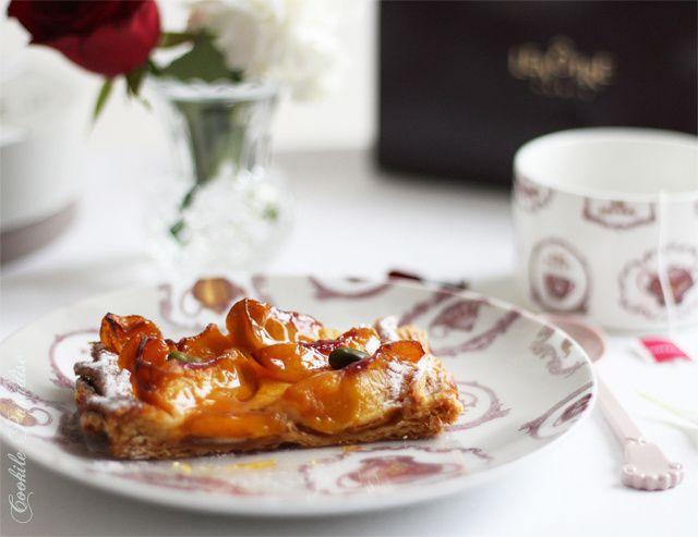 Pâtisseries fines & chics de chez Lenôtre Paris pour le Tea Time ♥ Feuilleté & tarte de la saison – Acte II