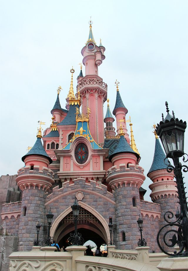 Un week-end de rêve à Disneyland Paris ♥