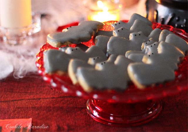 Table festive d'Halloween Vampire Morsure Sanglante ♥ La suite des recettes & DIY