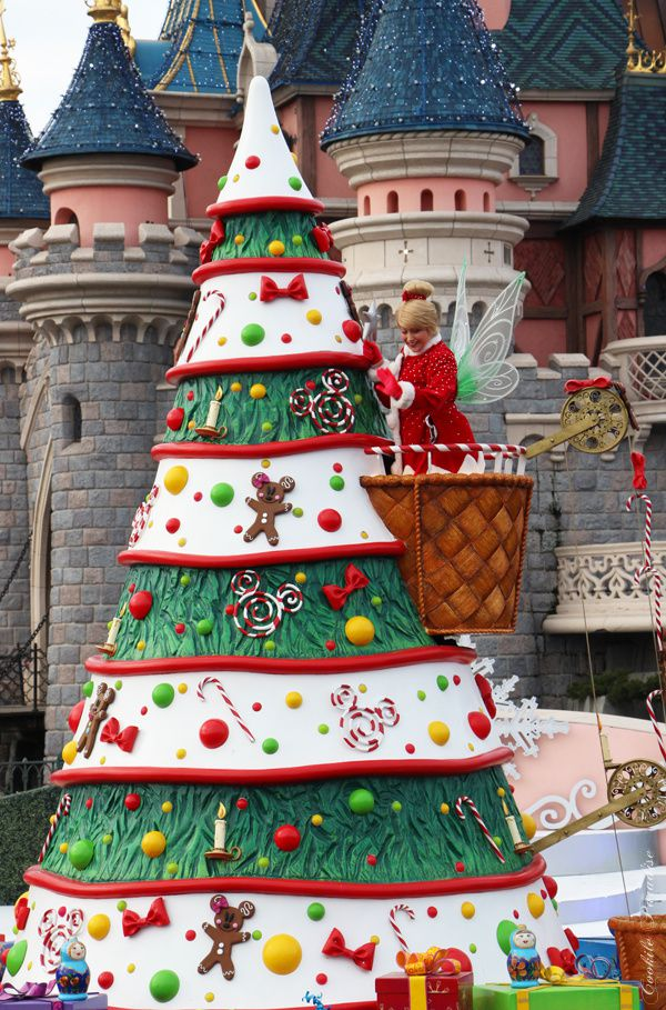 Une journée de rêve à Disneyland Paris dans l'ambiance de Noël