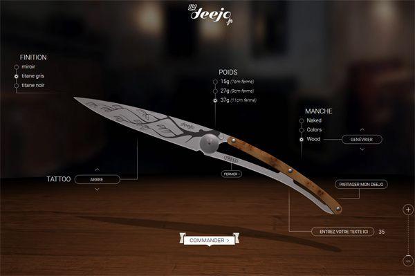 My Deejo, mon couteau poids plume minimaliste