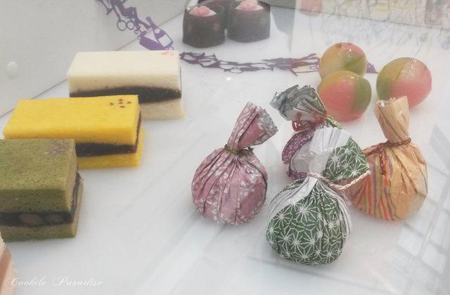 Yokan, la pâtisserie traditionnelle nippone s'expose à Paris