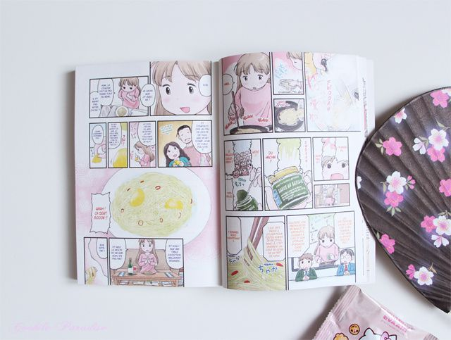 Mes petits plats faciles by Hana-Tome 3, tea_pâtisserie nippone, Japan expo, look kawaii &amp&#x3B; cie
