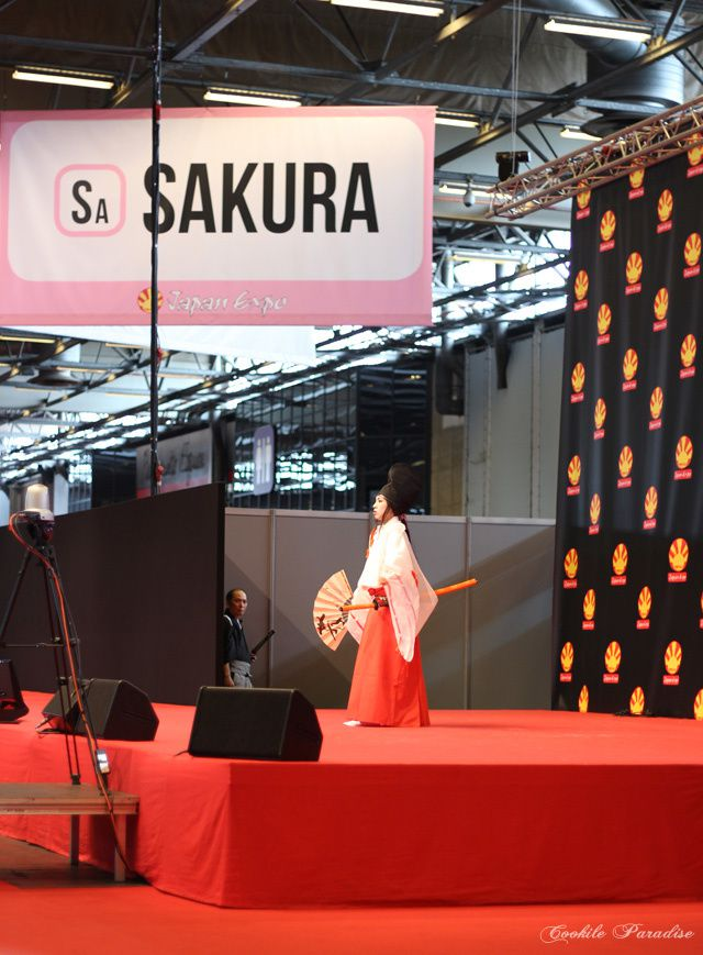 Japan expo 2016 - 17ème impact ♥ Culture traditionnelle & gastronomie (I)