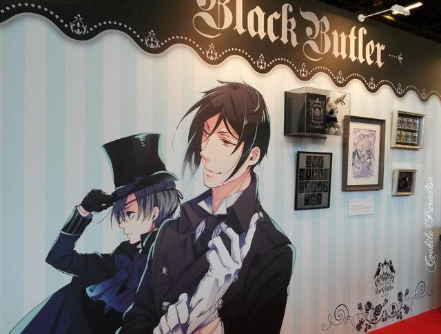 Black Butler - Sébastian Michaelis & Ciel Phantomhive