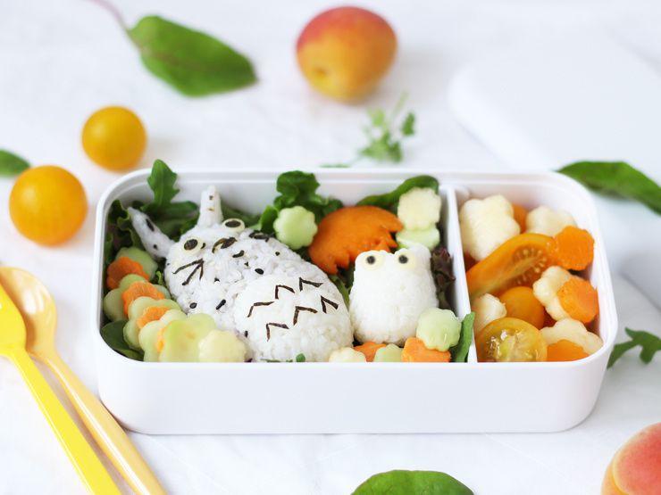 Bento summer Totoro ♥