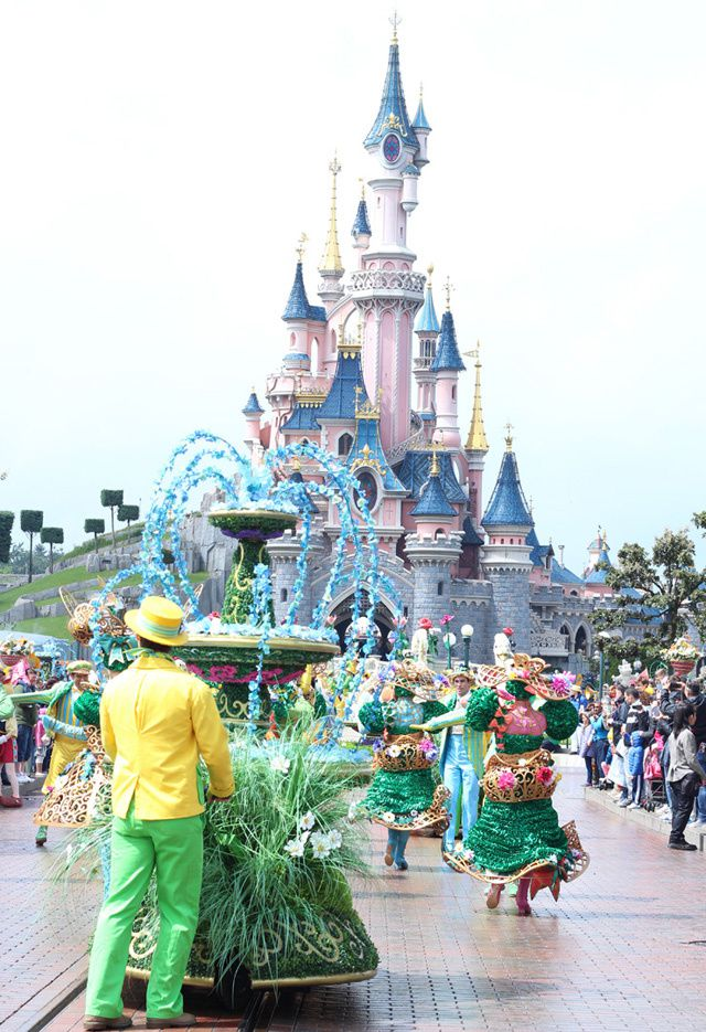 Disneyland Paris Spring