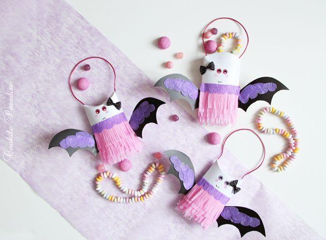 DIY cabas chica vampiro pour Halloween
