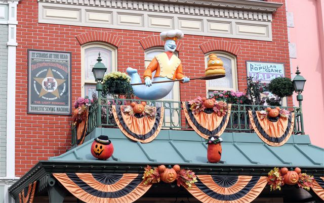 Disneyland Paris ♥ Halloween