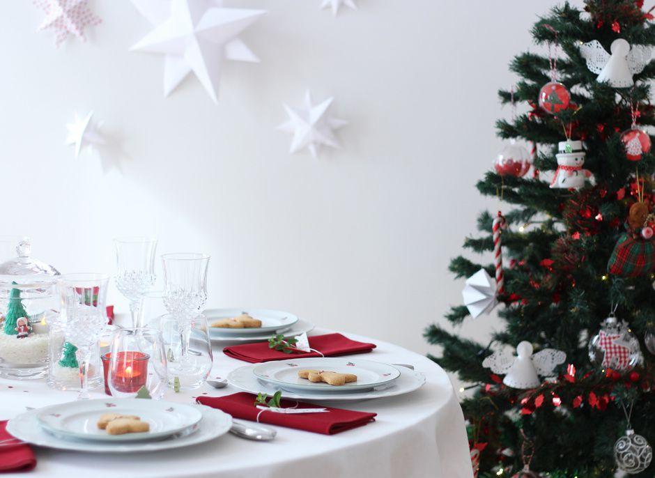 Cookile paradise blog de cuisine addict du tea time de - Table de noel traditionnelle ...