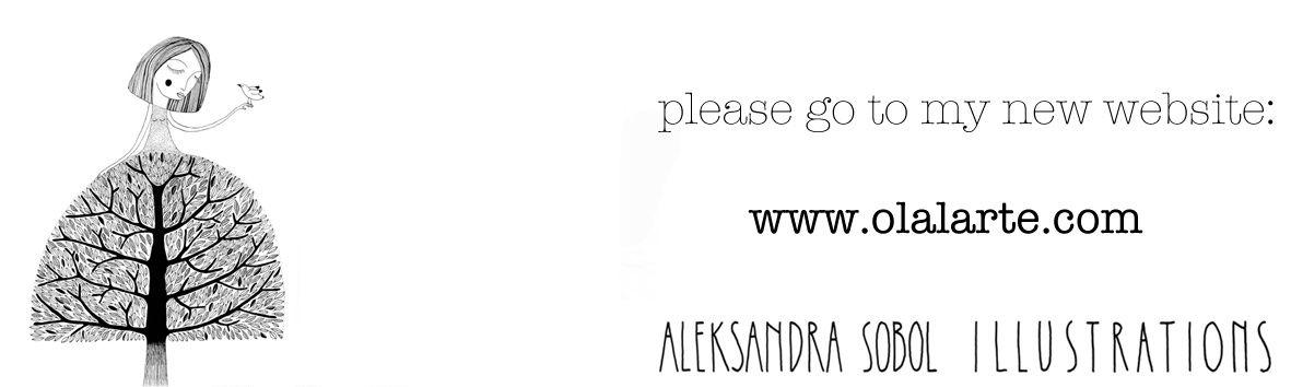 Aleksandra Sobol - Illustrations & Handmade