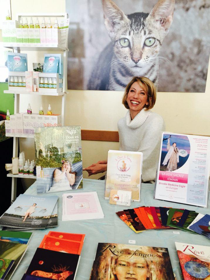 Salon de la créativité au féminin à OPIO