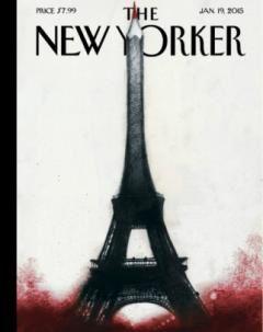 La Une du New Yorker du 19/01/2015