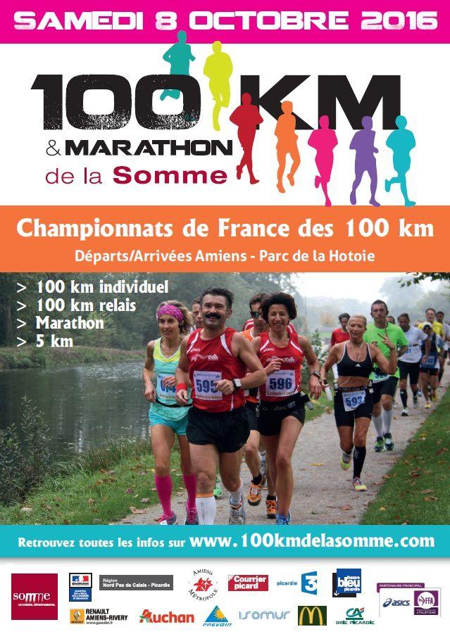 course a pied 100 km