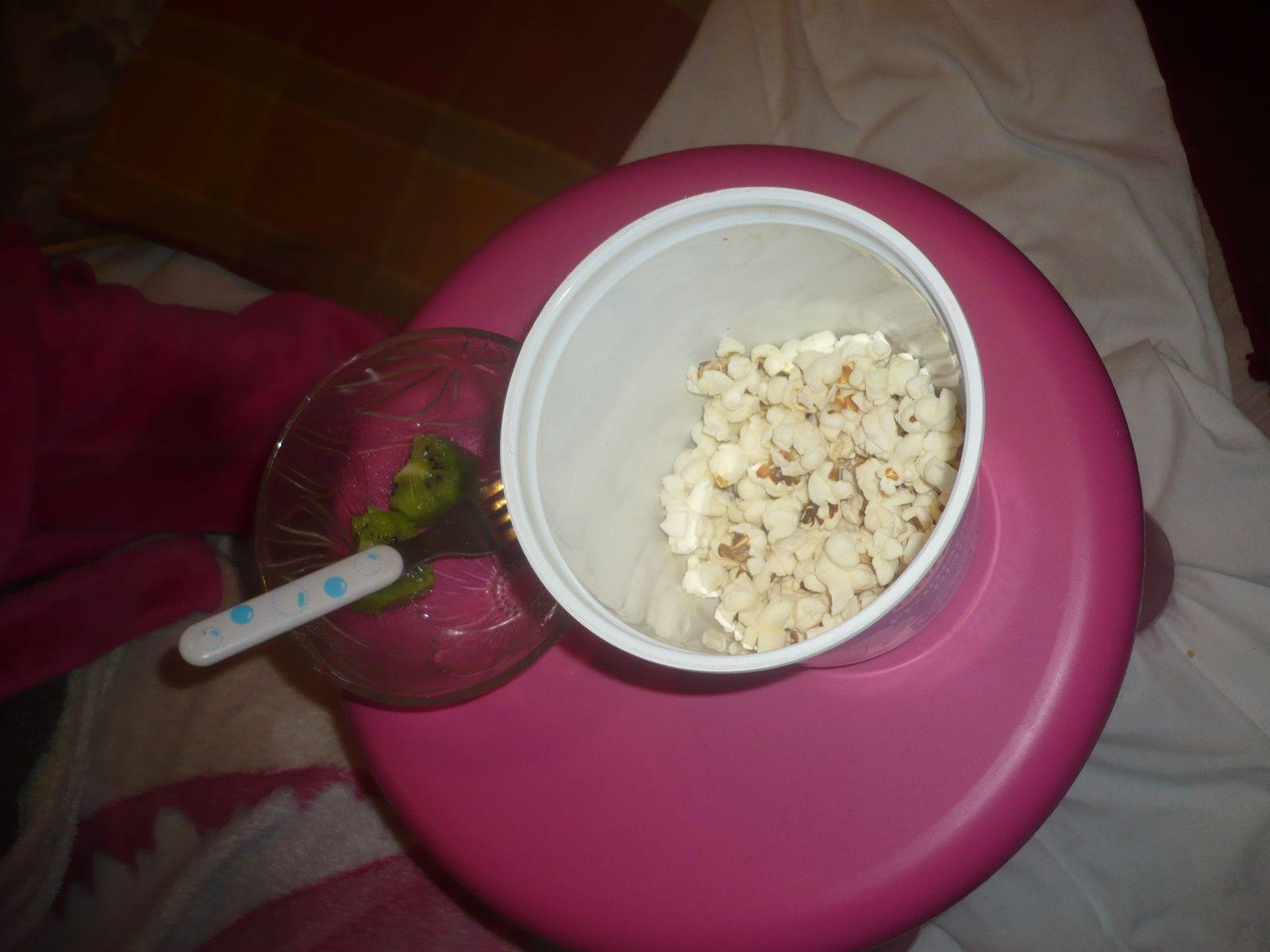 Très faciles popcorns :