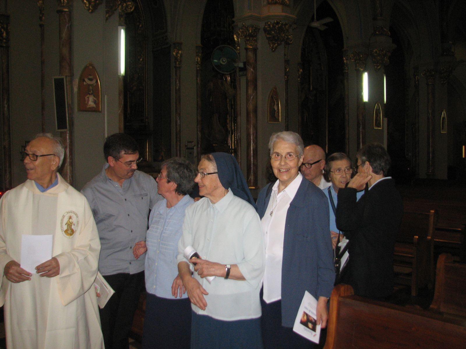 Vœux du Père Patrice Sabater Pardo, cm