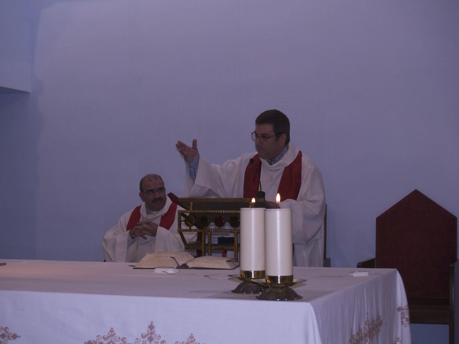 Voeux du Père Patrice Sabater Pardo, cm... Ce qu'en a retenu le Site de la Province des Lazaristes de Barcelona (Espagne)