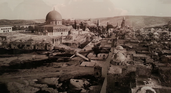 UNESCO/JERUSALEM : Exposition sur JÉRUSALEM ET LA PALESTINE jusqu'au vendredi 5 décembre 2014 à 18 heures