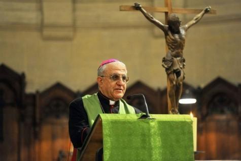 IRAK : Mgr Mirkis, op.  &quot&#x3B; Jamais une idéologie ne sera guérie par des bombes &quot&#x3B;