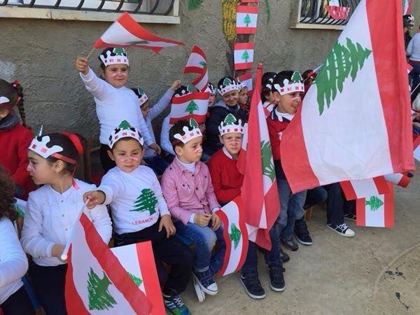 LIBAN : Retour sur un (non) événement: la Fête de l'Indépendance 2015