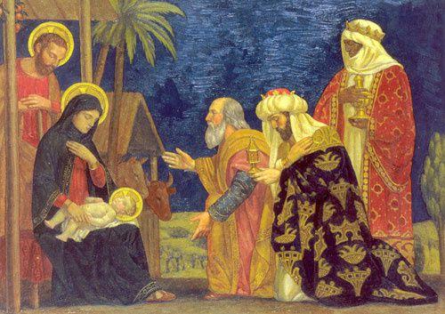 En attendant Dimanche : Homélie pour l'Epiphanie - Jésus, Ta présence est lumière pour notre vie !