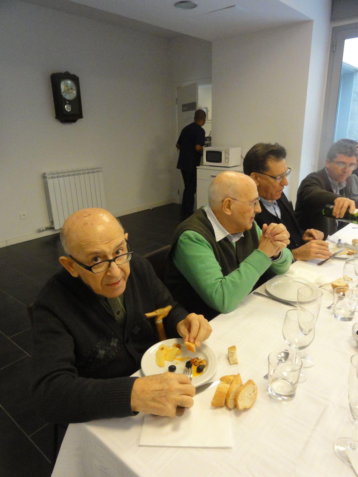 Fête de la Province Lazariste de Barcelona et Visite canonique (Espagne) - 27 janier 2015