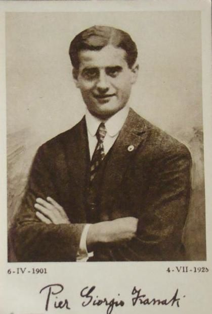 RECENSION... Pier Giorgio Frassati, ou la sainteté ordinaire...