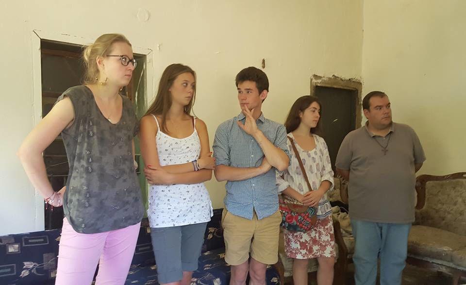 Camp Liban Eté 2015... proposé par l'Ass. Béthanie-Lumières d'Orient et MISEVI-LIBAN...