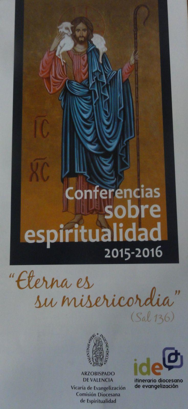 Conferencia - Martes 24 de noviembre - Valencia (Espana)