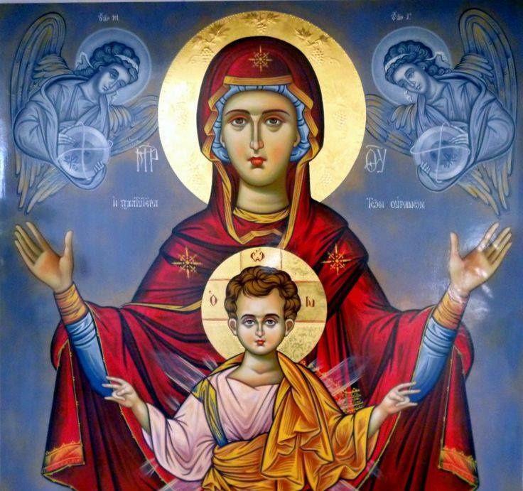 Noël : L'INCARNATION, selon le Père Michel EVDOKIMOV (Russe orthodoxe)