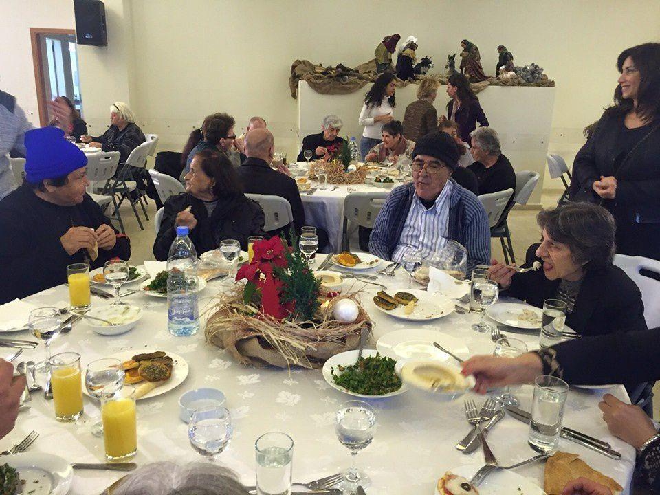 LIBAN : Bureau Social des Pères Lazaristes d'Achrafieh/Beyrouth