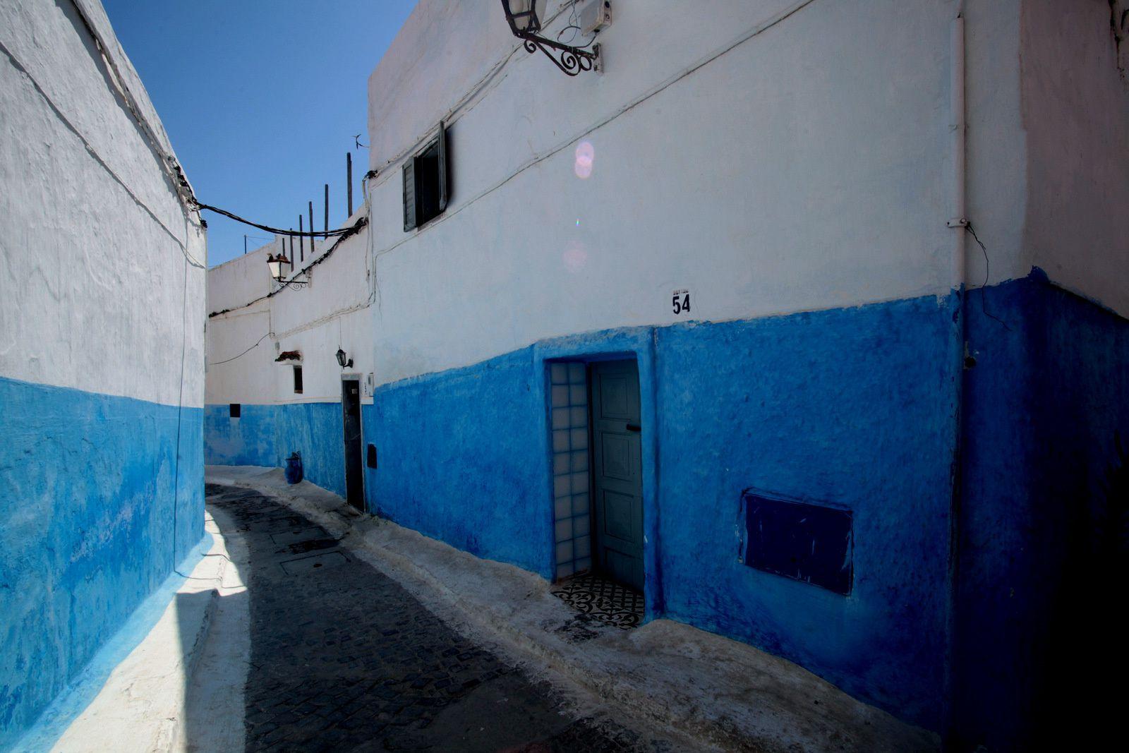 Maroc bleu