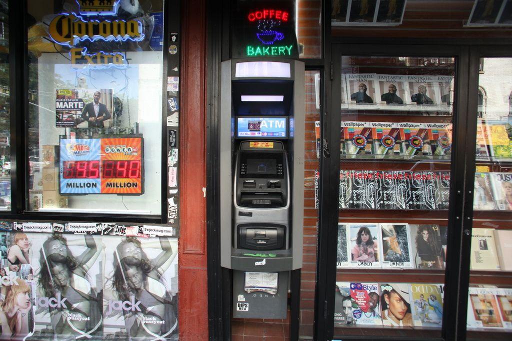 Un billet pour Manhattan. Ou comment te dire j'ATM.
