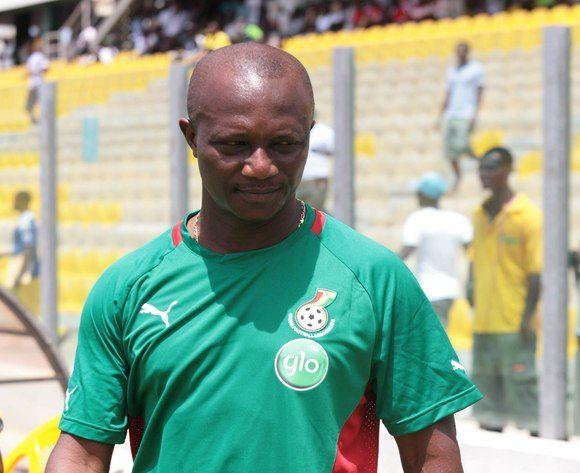 Kwesi Appiah, le sélectionneur du Ghana