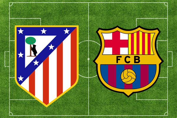 LIVE 4H - COUPE DU ROI : ATLETICO MADRID - FC BARCELONE