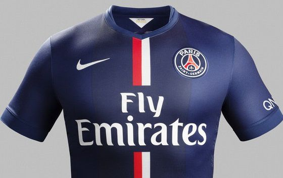 Maillot 2014-2015