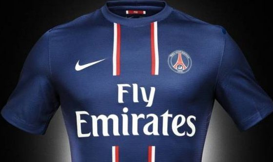 Maillot 2012-2013