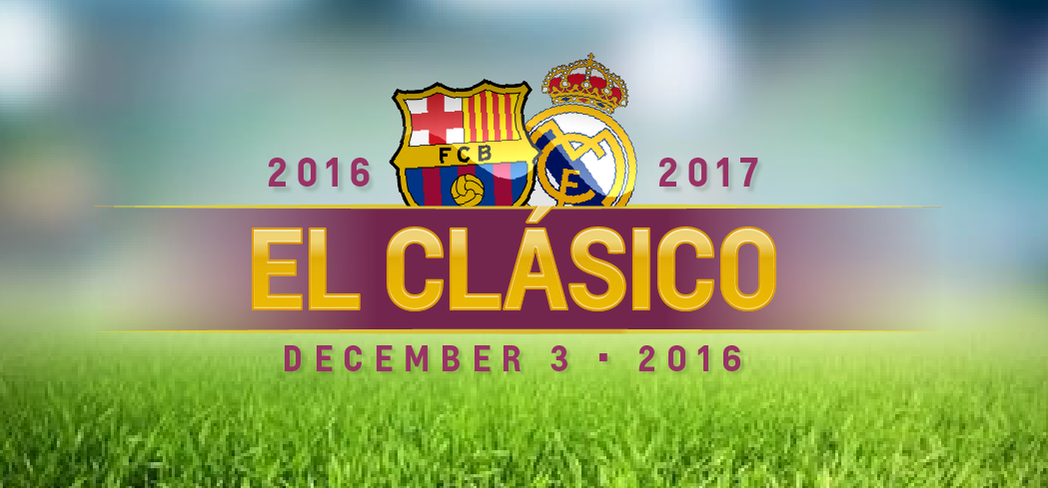 Barcelone - Real Madrid : suivez Live Clasico 24 h non stop !