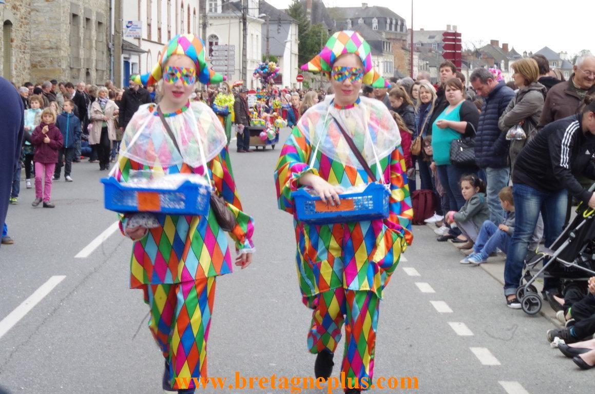Carnaval des Gais Lurons 2014