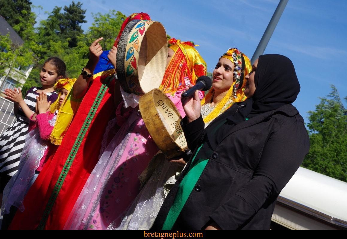 Journée Berbère Rennes 2014