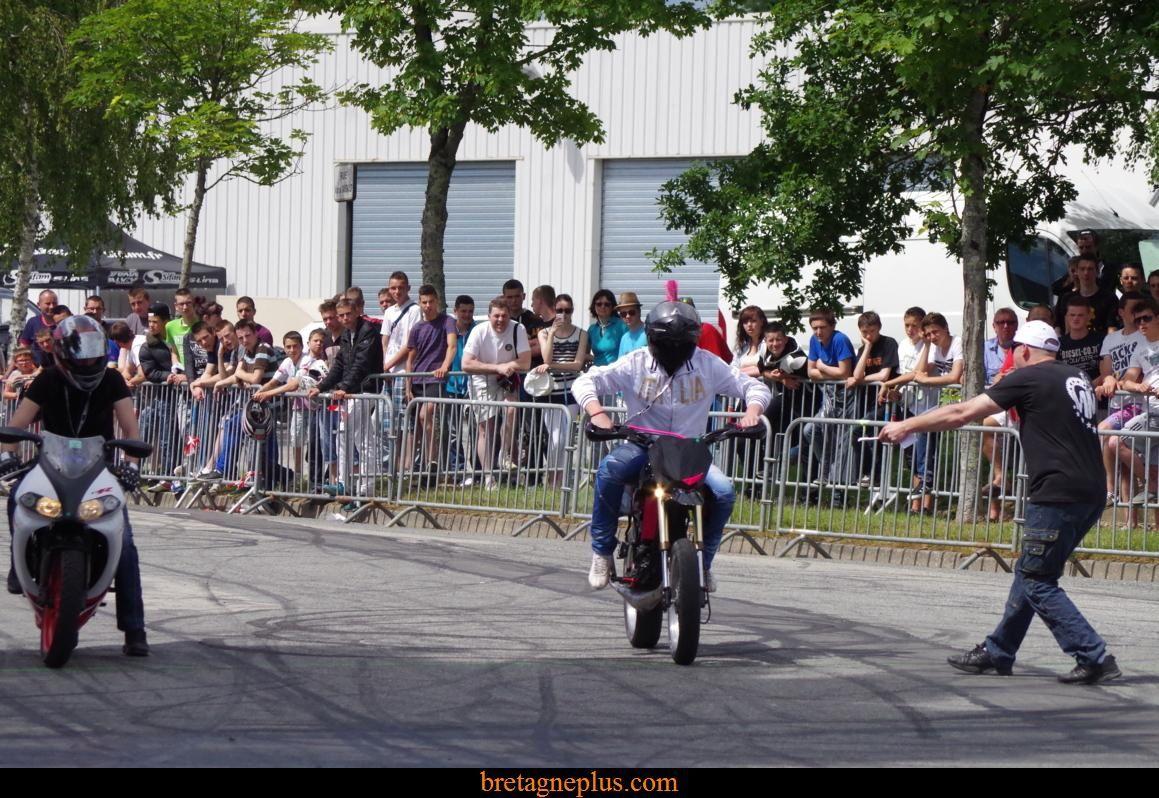 MEGA MOTO SHOW 2014 de Saint Avé