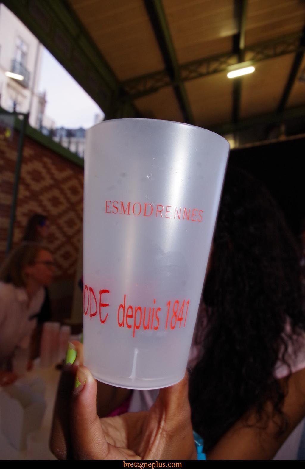Défilé ESMOD RENNES 2014