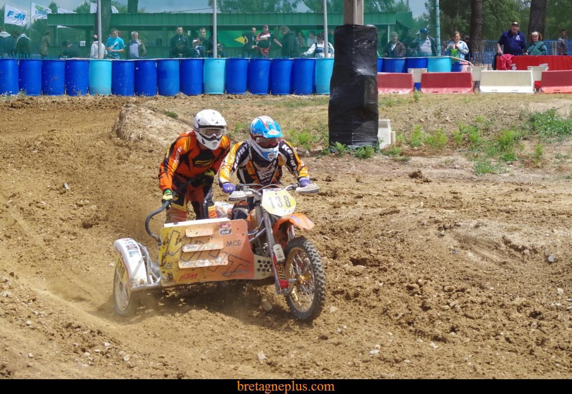 Side-Car Cross International Iffendic 2014