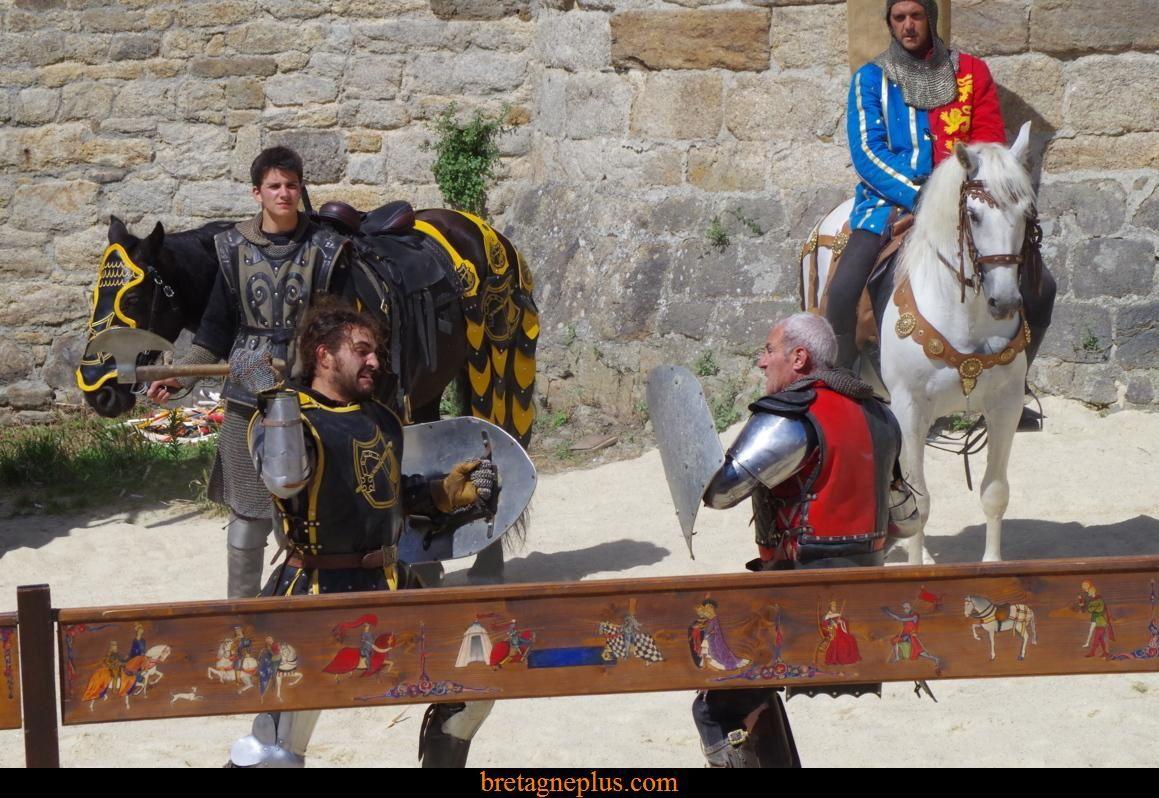 Fête des Remparts Dinan 2014
