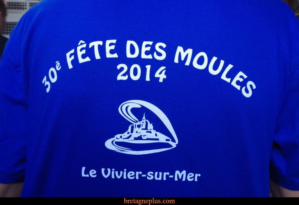 Fête des Moules 2014 au Vivier sur Mer