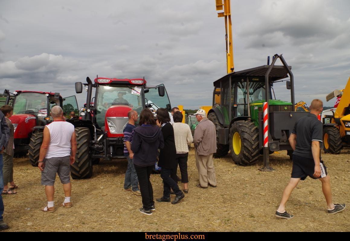 Fête de L' agriculture Guichen 2014
