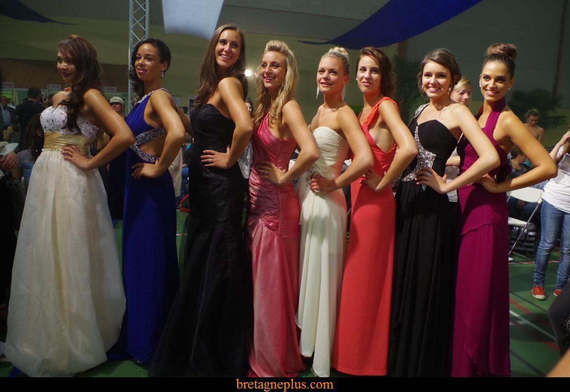Election Miss Bretagne 2014