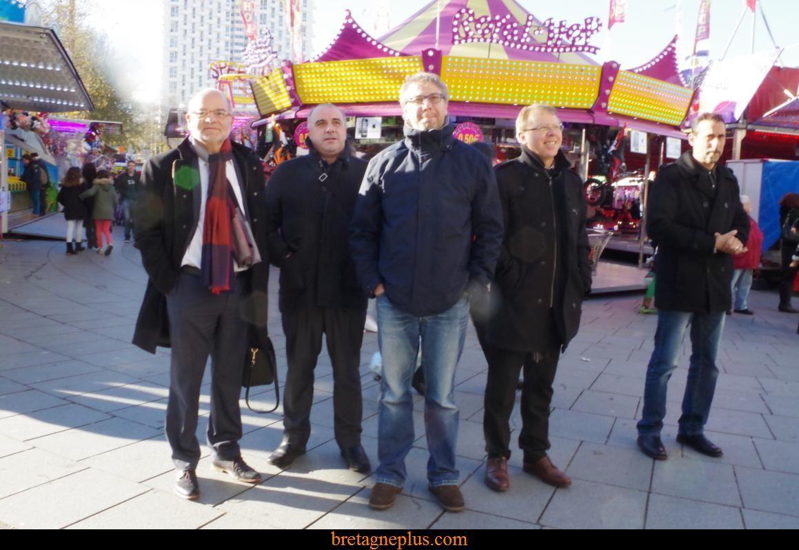 Foire d' hiver Rennes 2014