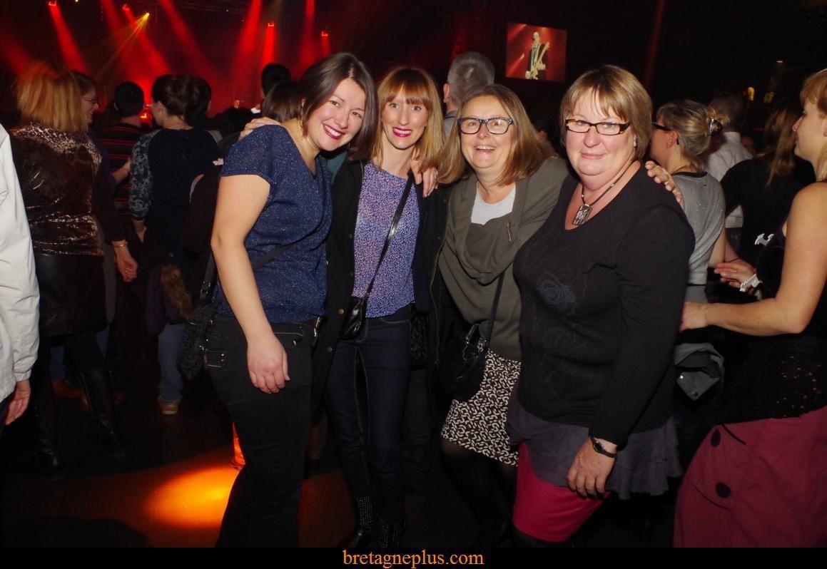 Nuit de la Saint Sylvestre Rennes 2014